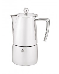 Avanti - Art Deco Espresso Maker - 4 Cup