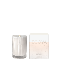Ecoya - Celebration Candle - Mini - White Musk & Warm Vanilla
