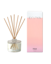 Ecoya - Fragranced Diffuser - Sweet Pea & Jasmine