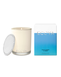 Ecoya - Madison Jar Candle - Blue Cypress & Amber