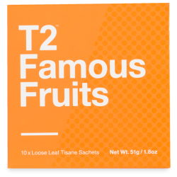 T2 Assorted Loose Leaf - T2 Sips - Famous Fruits