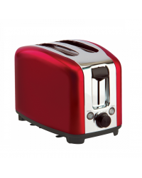 Circulon - 2 Slice Toaster - Red
