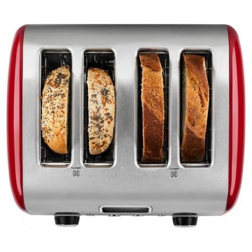 KitchenAid 4 Slice Toaster   Red