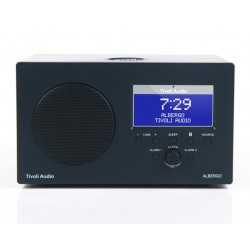 Tivoli Albergo Bluetooth Clock Radio - Graphite